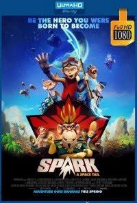 Spark, una aventura espacial (2017) 1080p Latino