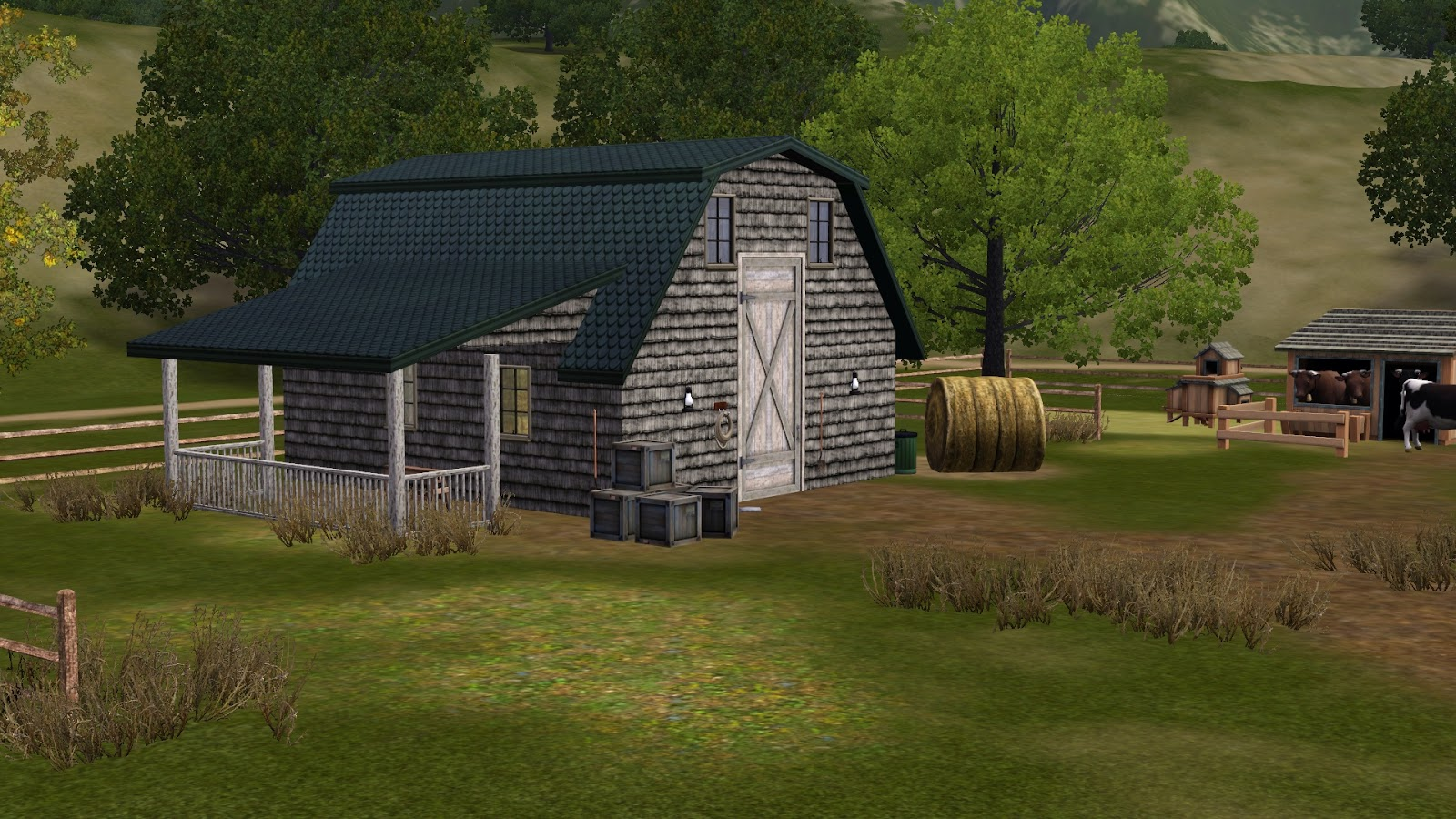 Click Here To Download From The Sims 3 Exchange