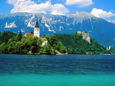 Lake Bled - Lakes Slovenia