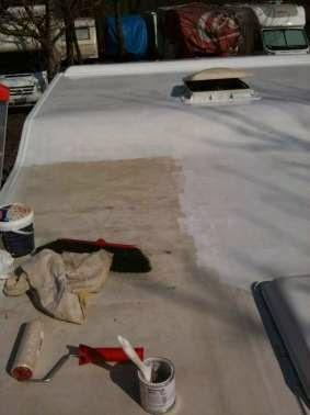 Vernice impermeabilizzante camper terminali antivento for Arredamento per camper