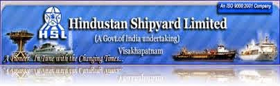 General Manager Various Job posts in Hindustan Shipyard Recruitment 2015
