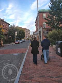 Touring Salem MA