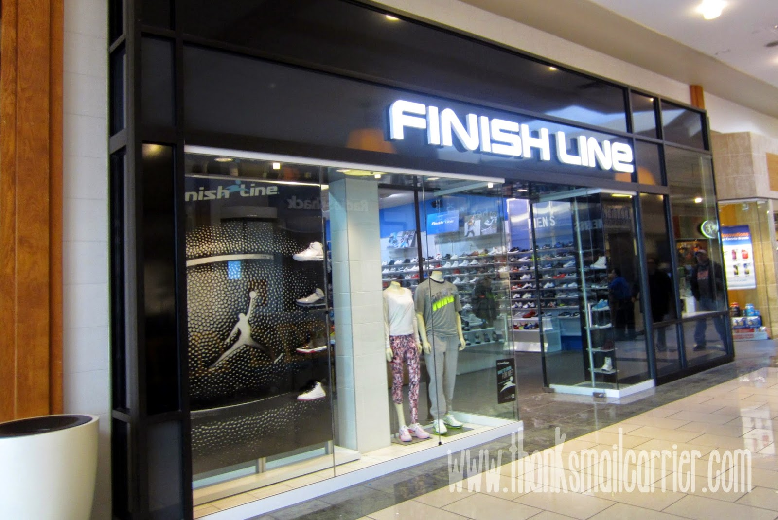 Finish Line stores