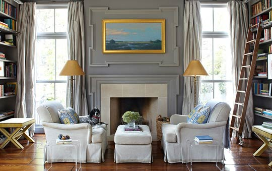 Trove interiors houston tested - How to decorate with gray walls ...