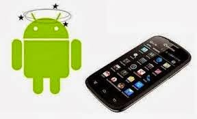 Android Sering Hang