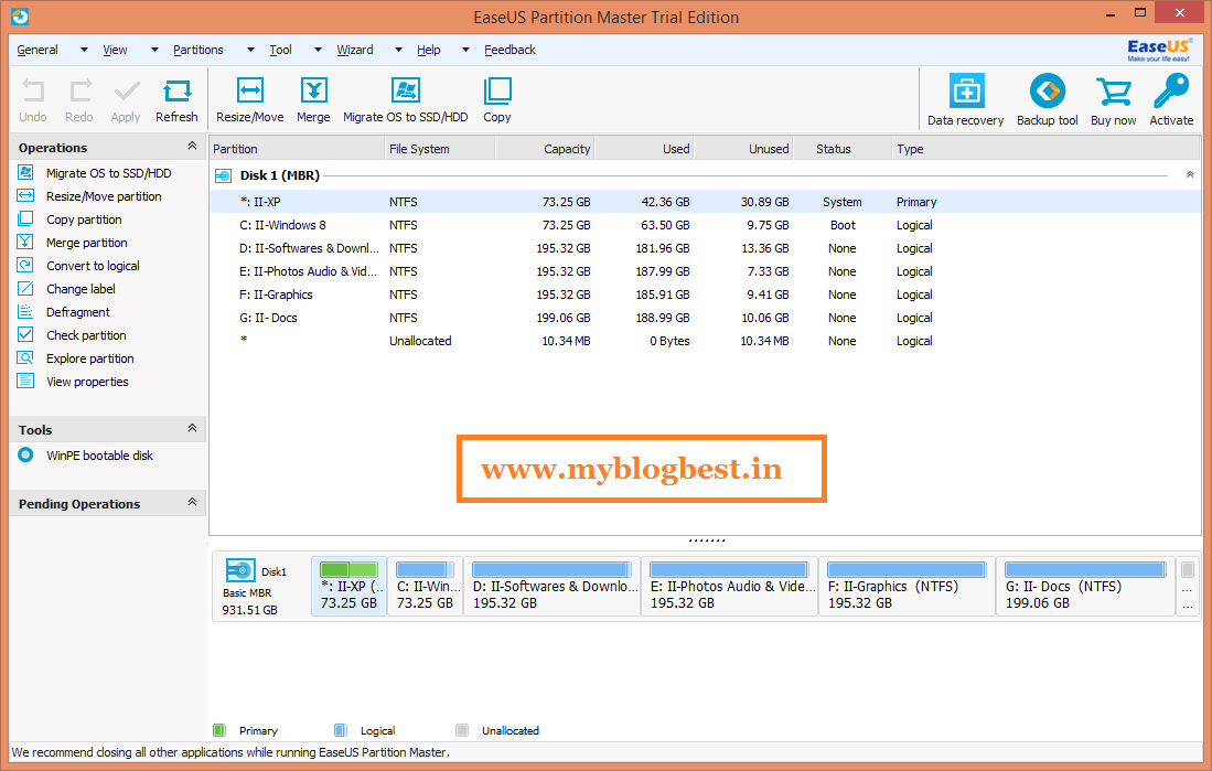 partition manager software full version free