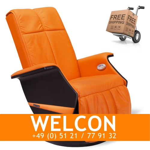 keyton massagesessel test und vergleich top angebot massagesessel keyton dune in orange. Black Bedroom Furniture Sets. Home Design Ideas