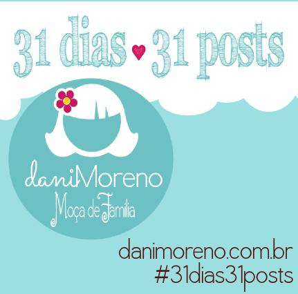 31 dias 31 posts