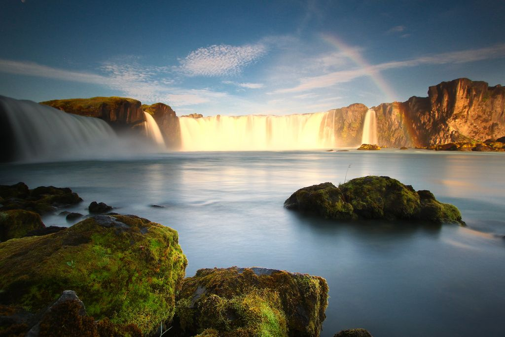 24. Goðafoss - Waterfall of the gods - Explored