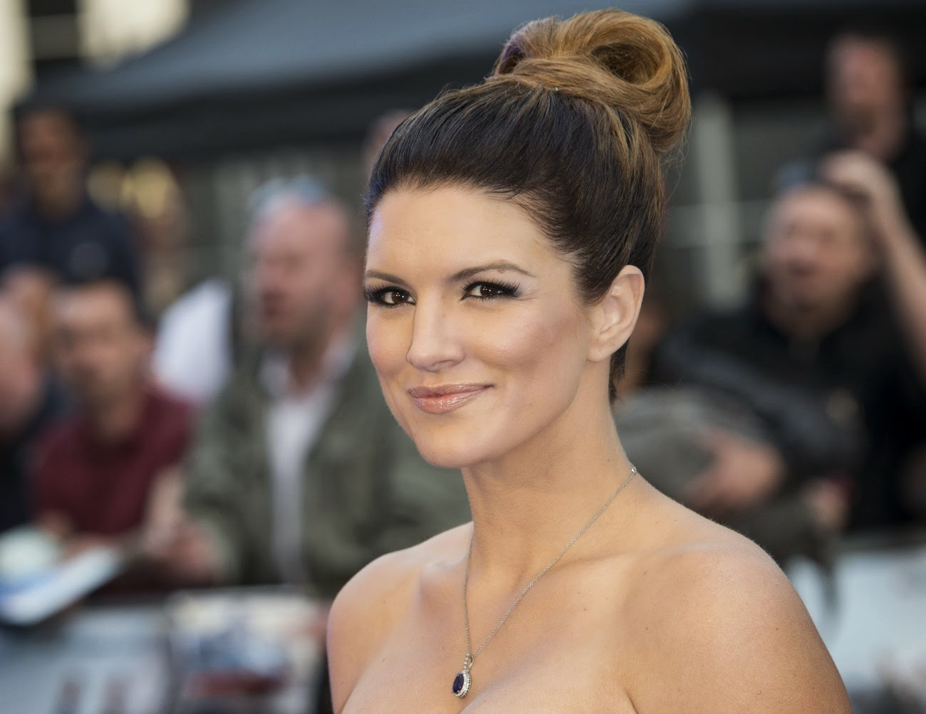 abes words gina carano abes beauty of the month march