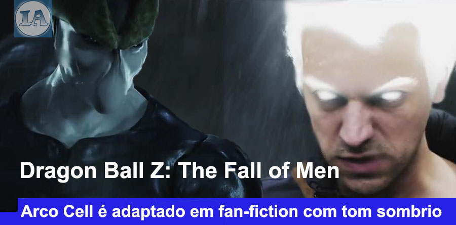 Dragon Ball Z: The Fall Of Men – Filme 01