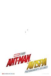 Ant-Man Y La Avispa (20-07-2018)
