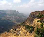 Western Ghats hills