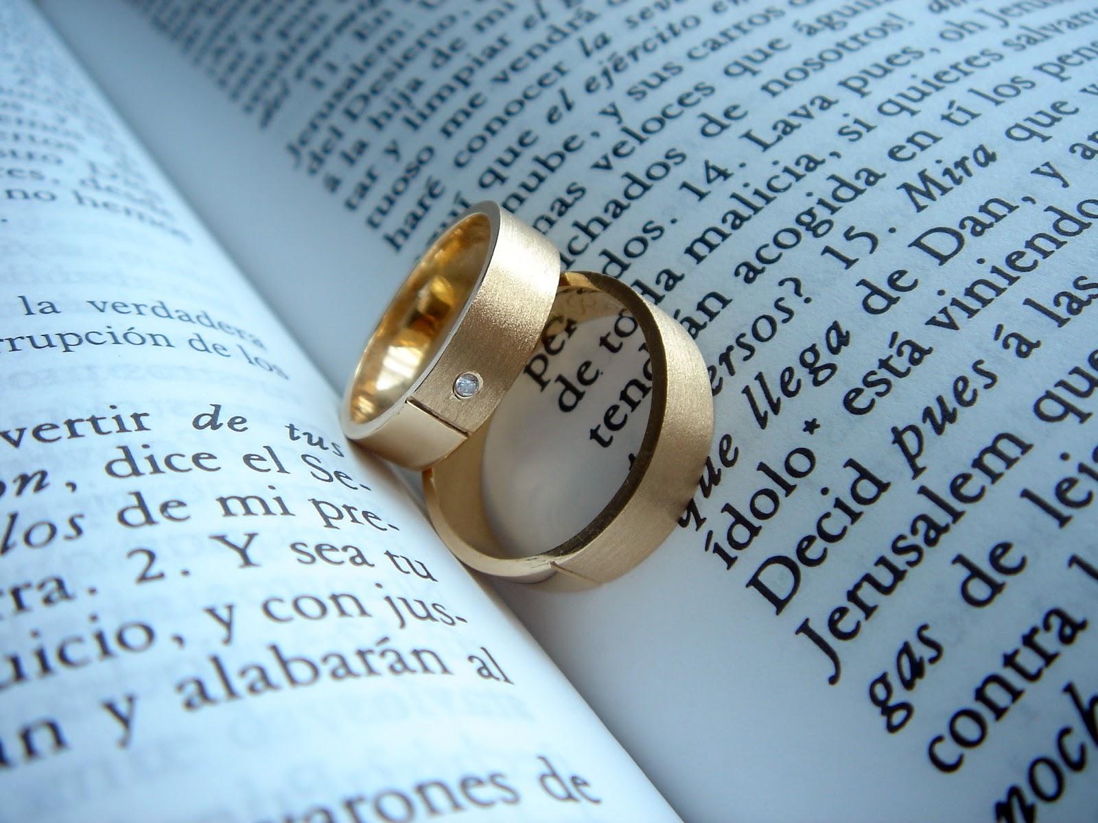 Frases bíblicas para invitaciones de bodas