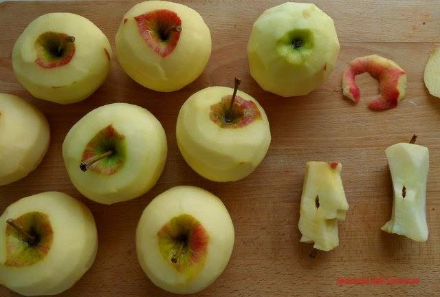 co zrobic z jabłek, co zrobic z musem jabłkowym, najlepsze jabłka do pieczenia.