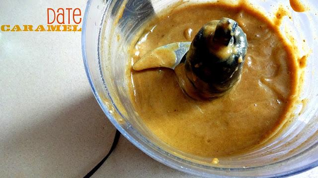 Date Caramel: A Healthy Dessert Sauce
