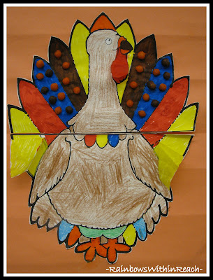 photo of: Family Homework Project for Thanksgiving (via RainbowsWithinReach)