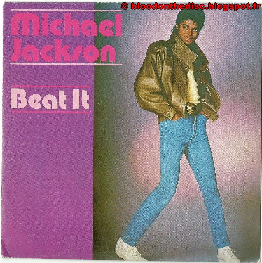 Beat It 45T Front Cover
