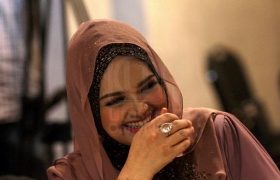 Siti Nurhaliza Jawab Isu Mengandung