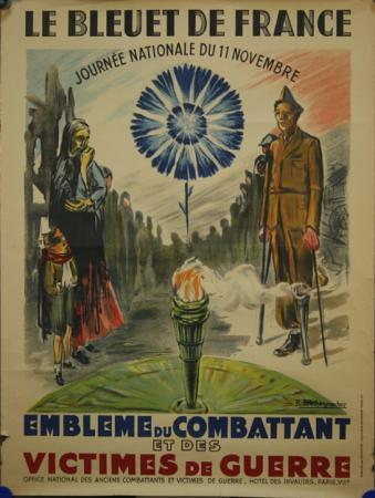 Pax aquitania c r monies du 11 novembre bleuet de france - L office national des anciens combattants et victimes de guerre ...