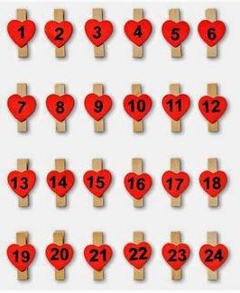 Calendarios de Adviento 2014