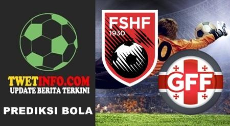 Prediksi Albania vs Georgia