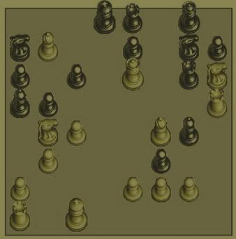 Chess puzzle from Gpuzzles