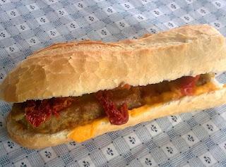 Bocadillo Vegano Numero 2