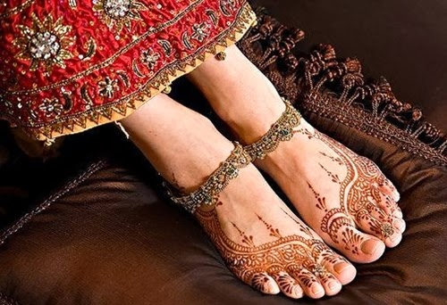 Mehndi Designs Churidar : Best round mehendi designs or circle henna