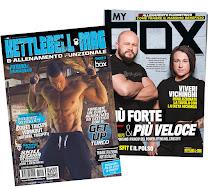 Kettlebell Mag/My Box Ottobre/Dicembre 2016