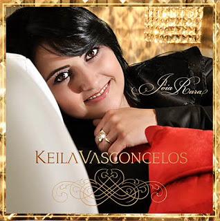 Download CD Keila Vasconcelos - Jóia Rara