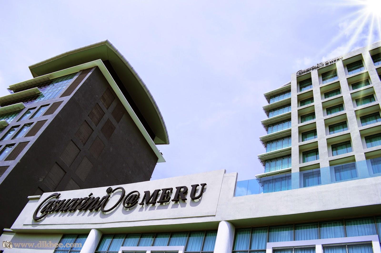 Hotel Casuarina @ Meru | Hotel Pilihan Di Ipoh