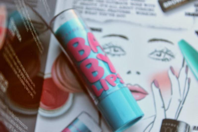 Maybelline mascara review mega plush