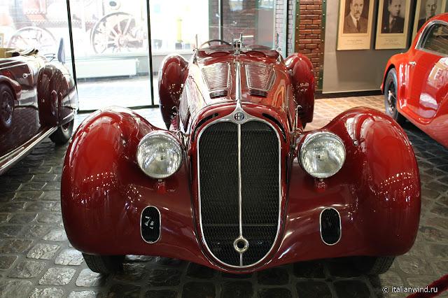 Alfa Romeo 6C 2900 Mille Miglia