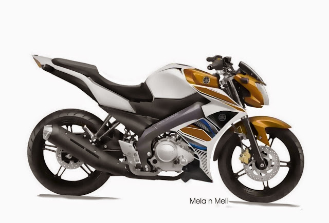 Modifikasi Motor Yamaha Vixion 2014