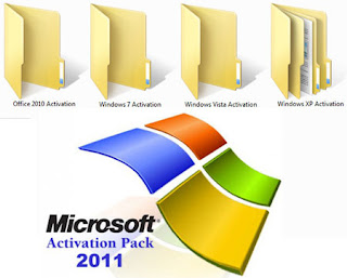 Microsoft Activation Pack 2011