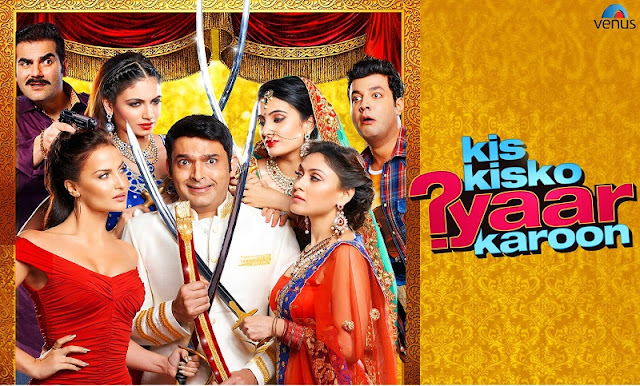 kis kisko pyaar karoon box office collection
