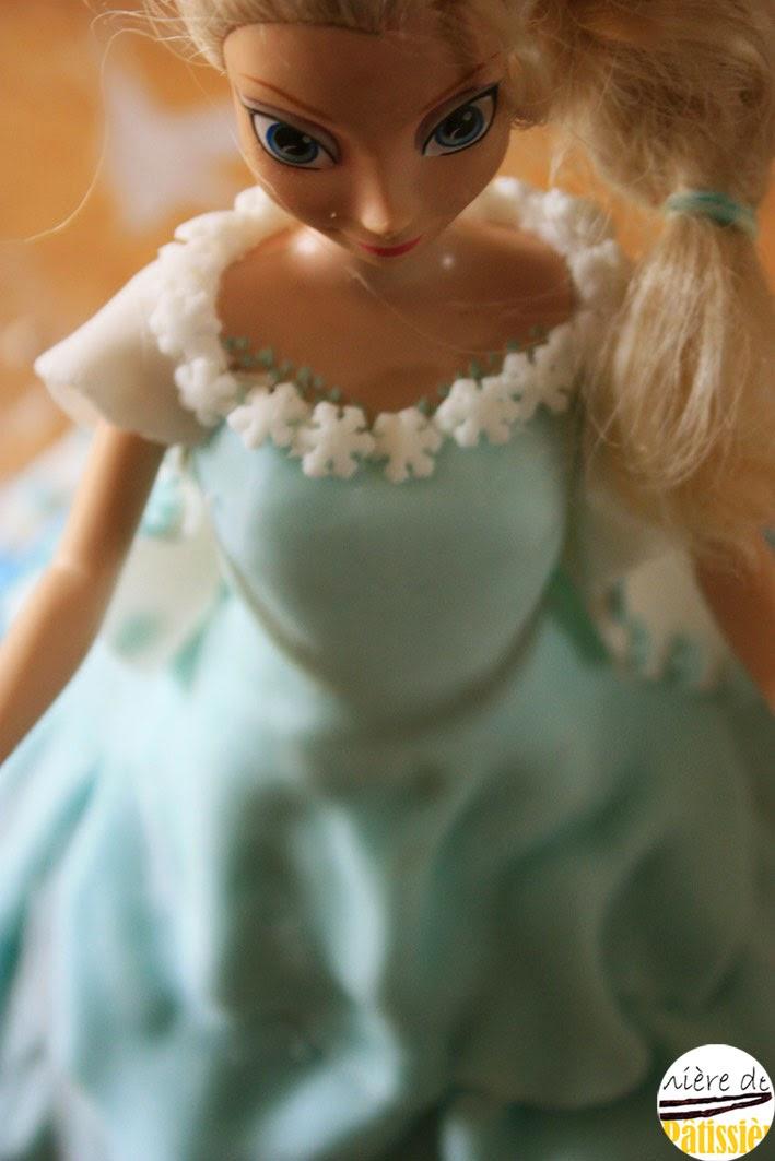FROZEN Elsa Reine des neiges