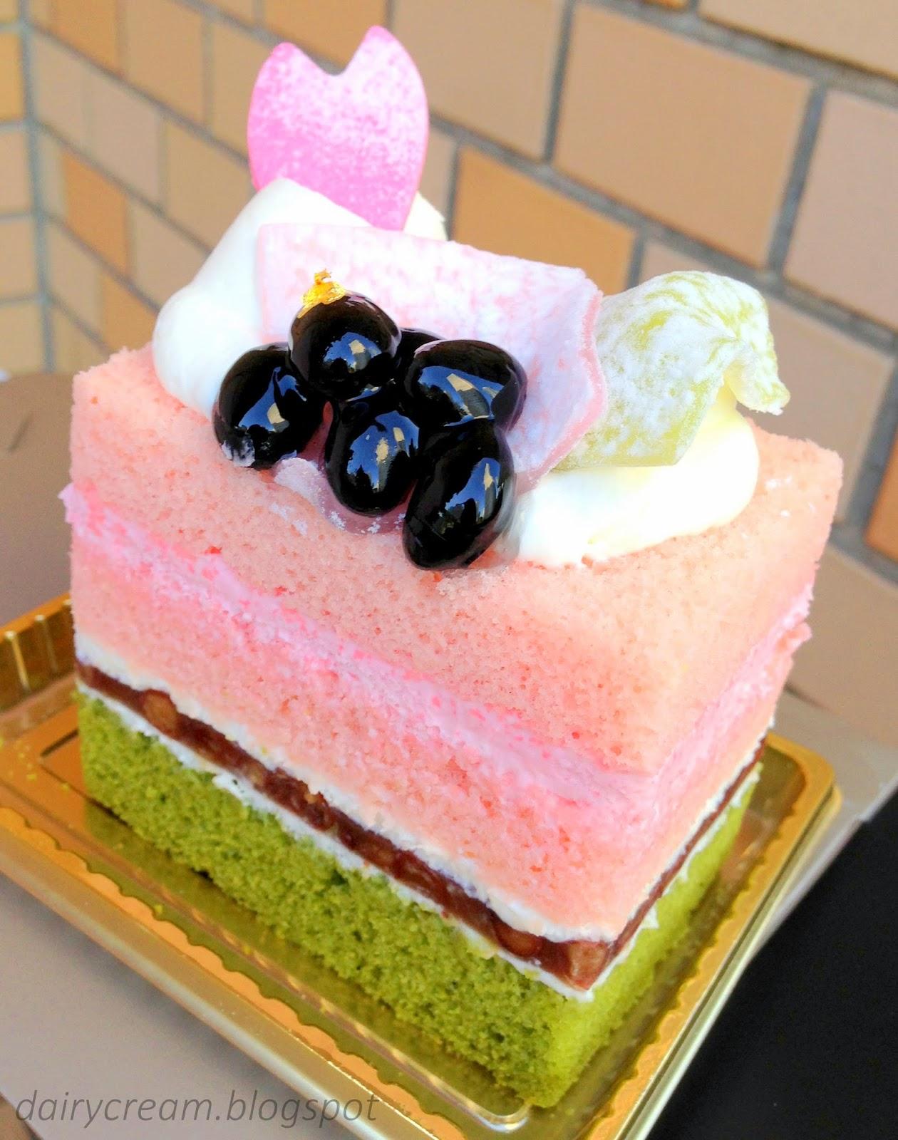 Takashimaya Cake Shop