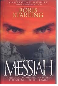 Novel Messiah by Boris Starling