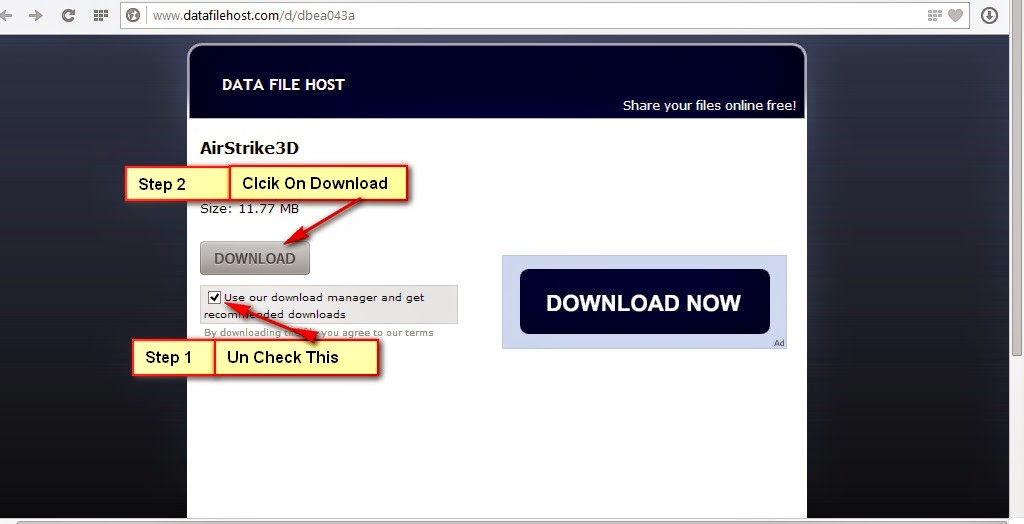 How To Download A File From Data File Host