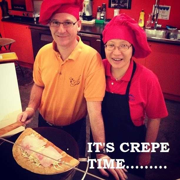 IT IS CREPE TIME !!!