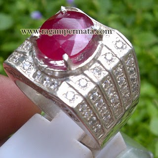jual ruby asli, ruby corundum, red ruby