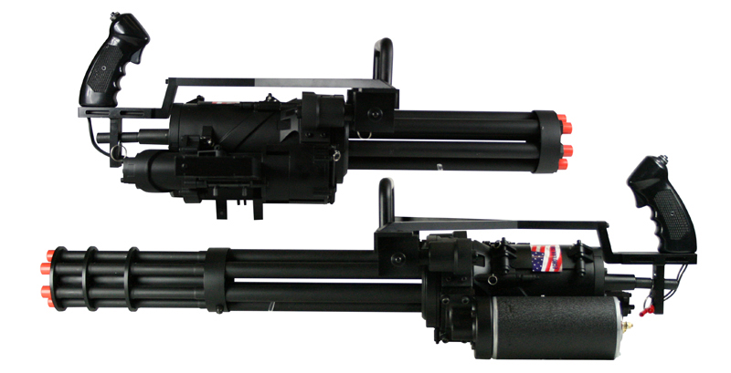 Minigun | Army and Weapons