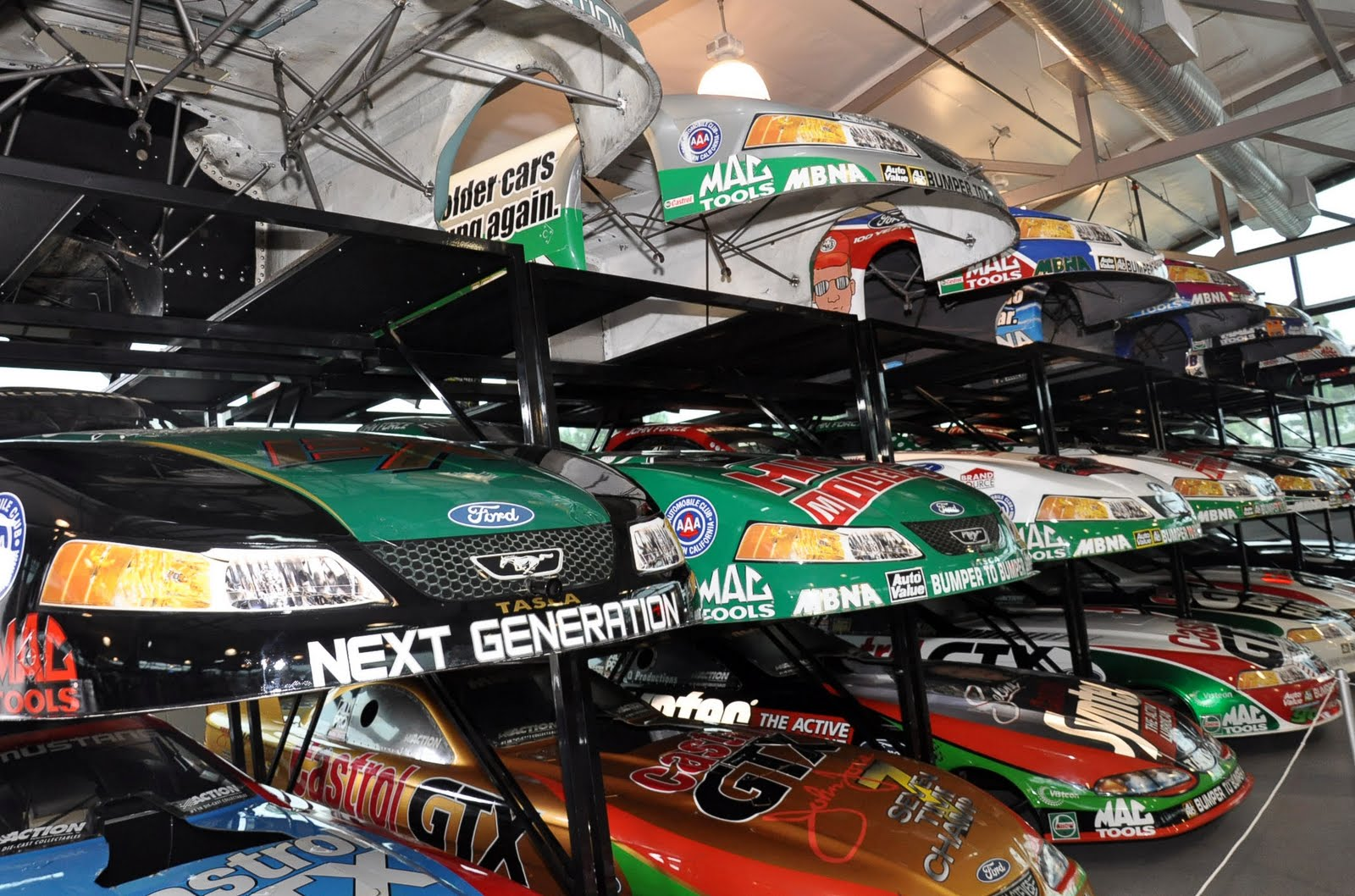 John Force Racing Shop Pictures To Pin On Pinterest