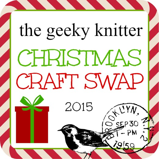 christmas craft swap 2015