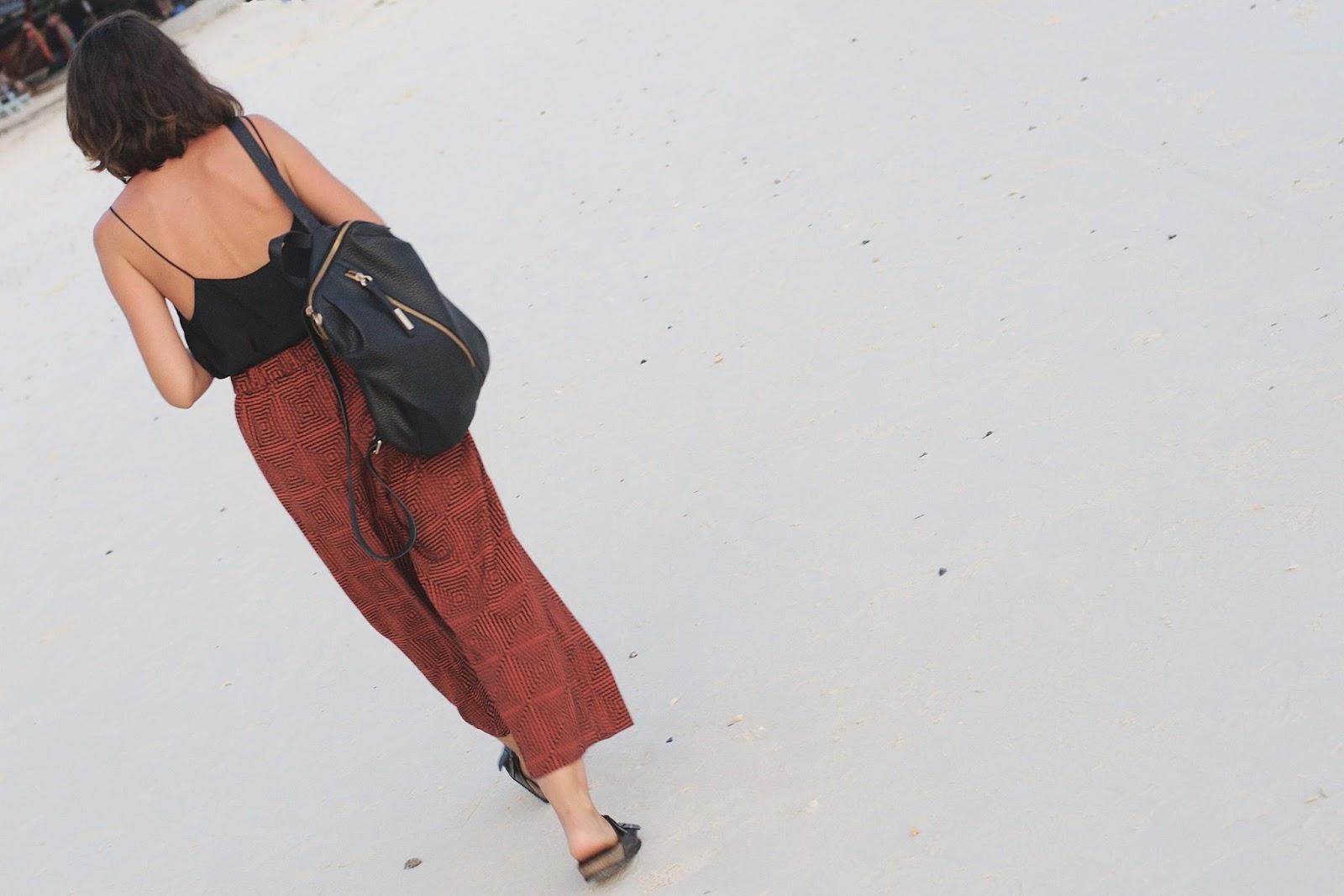 Pantalones y Camiseta HM