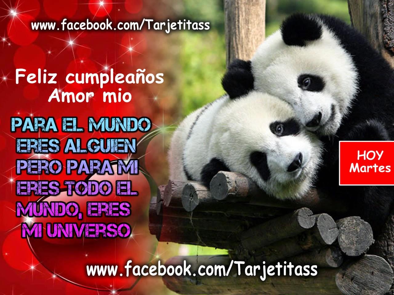 Frases De Amor Para Cumpleaños Frases Bonitas Feliz  - Imagenes De Amor Feliz Cumpleaños