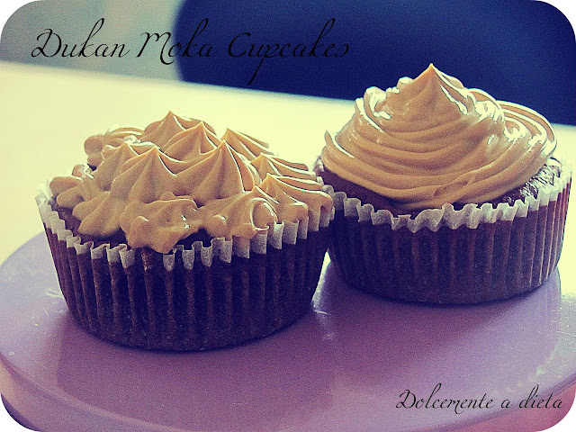 cupcakes moka dukan