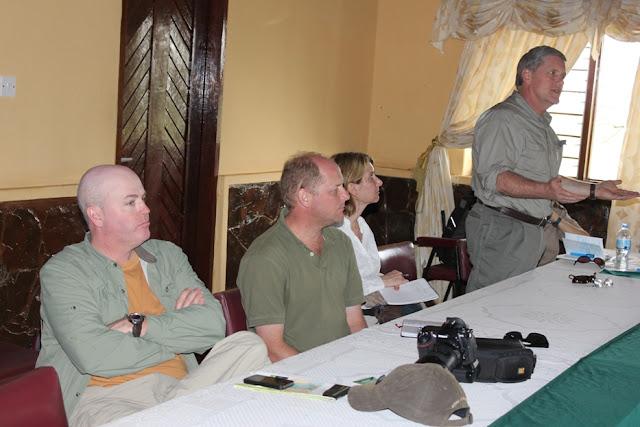 Michuzi blog us deputy secretary of interior hon david hayes visit serengeti national park for Who is the secretary of the interior department